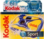 Kodak Sport Waterproof - underwater Disposable 35mm Camera
